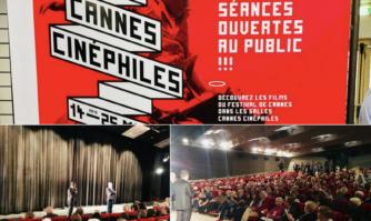 David Lisnard a célébré les 25 ans de Cannes Cinéphiles