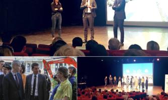 Festival de Cannes : David Lisnard a lancé la Quinzaine en actions à la Bocca en présence du ministre de la Culture