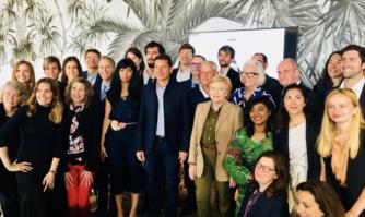 Masterclass avec les huit lauréats 2019 du Storytelling Institute
