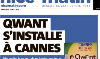 Qwant s'implante à Cannes pour créer le premier moteur de recherches dédié à la Culture