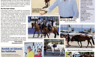 Les chevaux sont lâchés... 9 chiffres qui montrent l'ampleur du Jumping international de Cannes