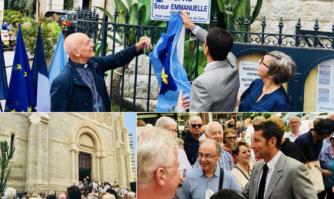 Plan Églises : Cannes fière de ses racines et de son patrimoine a fêté la réouverture de Notre-Dame de Bon Voyage