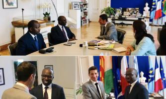 Nouveau partenariat de développement autour de la culture et de la promotion de la francophonie
