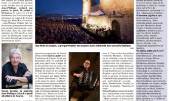Les Nuits du Suquet : de Collard à Galliano