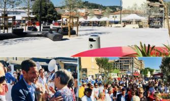 Nouvelle place Roubaud : une rénovation sans précédent et historique, La Bocca n'avait jamais connu un tel investissement municipal