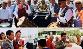 Traditionnelle fête de la Saint-Pierre aux côtés des Cannois