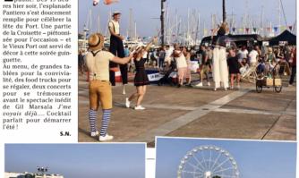 Cannes : le port en fête pour démarrer l'été