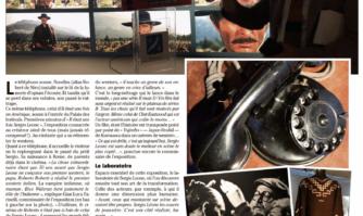 Ciao Sergio : plongez dans l'histoire du grand cinéaste Sergio Leone