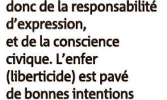 Revue de tweet de Nice-Matin : Loi contre la haine sur internet