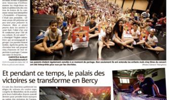 1.000 choristes pour un show unique en France ce week-end à Cannes