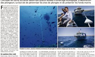 Cannes inaugure quatre bouées respectueuses de l'environnement