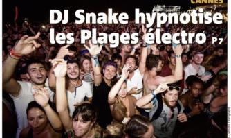 DJ Snake hypnotise les Plages électro