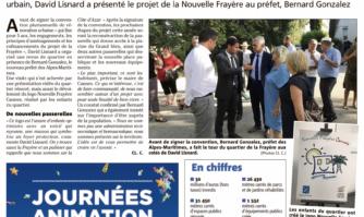 Présentation du projet Nouvelle Frayère in situ