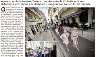 Cannes : Macé en pleine lumière