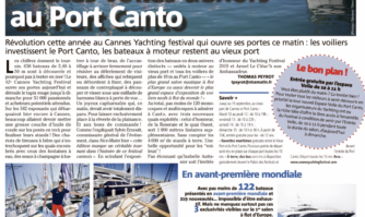 Toutes voiles dehors au Port Canto : la plus grande expo au monde de voiliers à flot est à Cannes