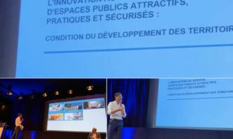 Forum Innov Tech : David Lisnard a présenté l'exemple Cannois en termes de technologies et d'innovations au service de la qualité de vie des habitants et de la compétitivité du territoire
