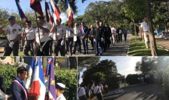 Cérémonie d'hommage aux harkis à l'occasion de la Journée nationale instituée par le président Jacques Chirac