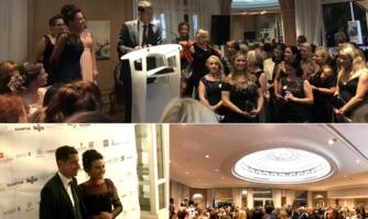 Aux côtés des Femmes Chefs d'Entreprise venues de toute la France pour les 50 ans de l'association FCE Cannes