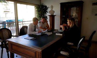 Proximité : David Lisnard à l'écoute des Cannois dans les quartiers