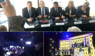 Le salon Tax Free, leader mondial dans le domaine du luxe, signe de nouveau avec Cannes pour sept ans