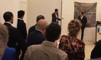 Entreprenariat : inauguration du nouvel espace Euro Aptitudes