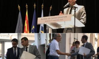 Les 1 800 adhérents de Cannes Université font leur rentrée