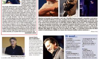 Danse, concerts, humour... Le programme de la saison 2019-20 au Palais des Festivals de Cannes