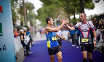 Marathon Nice Cannes :  12 000 coureurs ont franchi la ligne d'arrivée sur la Croisette dans l'émotion d'avoir repoussé leurs limites