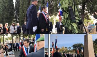 Toussaint : hommage aux morts pour la France