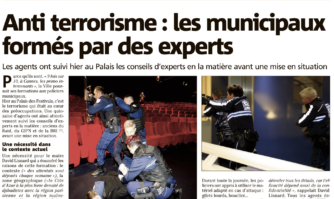 Anti terrorisme : les municipaux formés par des experts