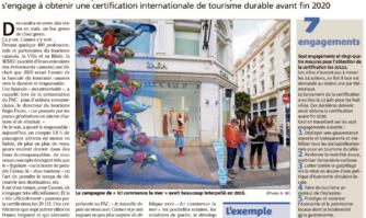Cannes ville pilote « destination durable » : la ville bascule au vert...