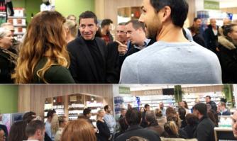 Service de proximité : inauguration d'une nouvelle pharmacie à La Bocca
