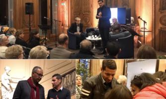 Culture : les Rencontres Littéraires Cannes – Alger dresse un pont sur la Méditerranée