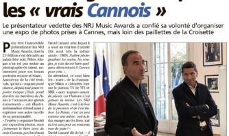 Nikos Aliagas veut exposer les vrais Cannois