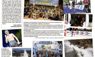 Rétro 2019 : Cannes en plein air