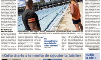 """Une """"charte républicaine"""" à Cannes pour lutter contre la radicalisation dans les clubs de sport"""