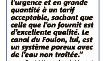 Situation du Foulon