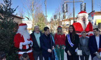 """David Lisnard : """"Faites vos achats de Noël dans les commerces de proximité, pas dans ces centres commerciaux abominables!"""""""