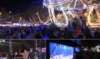 Animations : Noël illumine les rues de Cannes et le cœur de son village festif