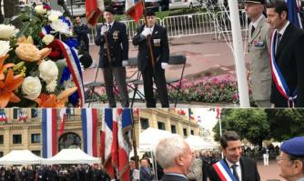 Cérémonie patriotique : 17ème Journée nationale d'hommage aux morts pour la France pendant la guerre d'Algérie et les combats du Maroc et de la Tunisie