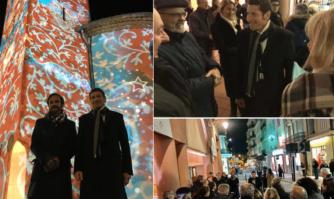 Valorisation du patrimoine : les monuments cannois s'habillent de lumière pour Noël