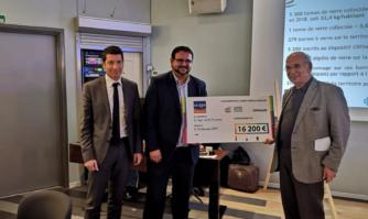 Solidarité : 16 200 € récoltés pour la Ligue contre le cancer