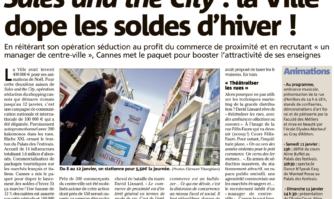Sales and the City : la Ville dope les soldes d'hiver !