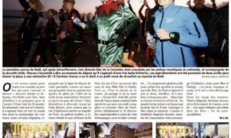 Run en mode fun : première course de Noël à Cannes