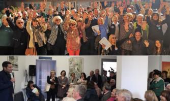 Municipales 2020 : des citoyens engagés aux côtés de David Lisnard pour l'avenir de Cannes