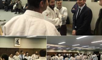 Jeunesse : les jeunes judokas cannois mis à l'honneur du tatami