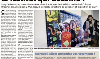 Cultures Urbaines : le festival qui décoiffe !