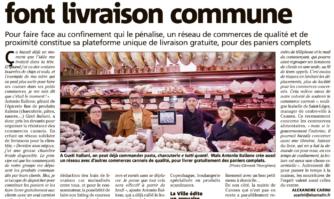 Coronavirus : à Cannes, les commerçants font de la résistance en créant une plateforme de livraisons