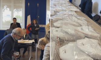 Covid-19 : la Mairie de Cannes soutient les professionnels de santé cannois avec des masques de protection médicaux