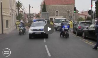 Covid-19 : Cannes désinfecte méthodiquement ses rues